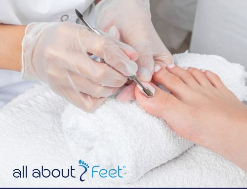 Introducing the New All About Feet Medical Pedicure (Medi-Pedi)